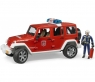 Джип Bruder Jeep Wrangler Unlimited Rubicon 02528