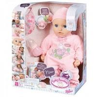 Кукла Baby Annabell Бэби Аннабель Интерактивная Zapf Creation 43см 794401