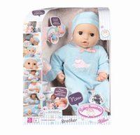 Кукла Baby Annabell 794654 Бэби Аннабель Мальчик многофункциональная, 43 см