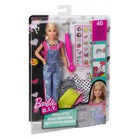 Кукла Барби Эмоджи Barbie Emoji Style Blond DYN93