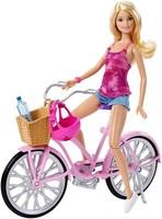 Кукла Барби Гламурный велосипед Barbie DJR54