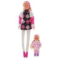 Кукла Simba Штеффи и Эви на коньках 10 5735864
