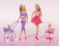 Кукла Simba Штеффи с ребенком 10 5733067