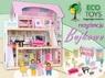 Кукольный домик Eco Toys Bajkowa 4110