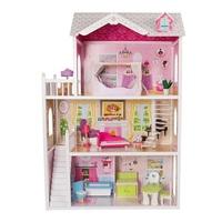 Кукольный домик Eco Toys California 4107WOG