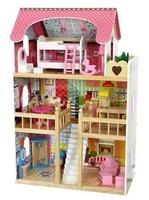 Кукольный домик Eco Toys Malinowa 4109