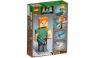 Лего 21149 Алекс с цыпленком Lego Minecraft