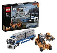 Lego 42062 Контейнерный терминал