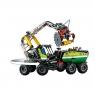 Lego 42080 Лесозаготовительная машина
