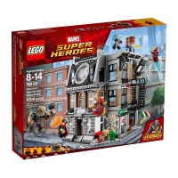 Lego Marvel Super Heroes 76108 Мстители: Решающий бой в Санктум Санкторум