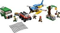 Lego City 60175 Горная полиция: Ограбление
