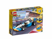 Lego Creator 31072 Мощные двигатели