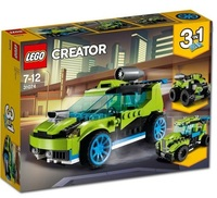 Lego Creator 31074 Раллийный автомобиль
