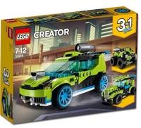 Lego Creator 31074 Скоростной раллийный автомобиль