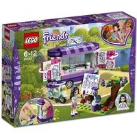 Lego Friends 41332 Выставка Эммы