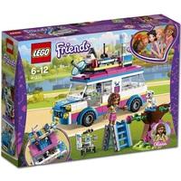 Lego Friends 41333 Оливия-спасатель