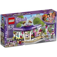 Lego Friends 41336 Арт-кафе Эммы