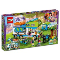 Lego Friends 41339 Фургон Мии
