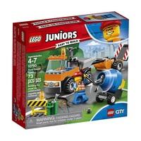 Lego Juniors 10750 Ремонт дороги