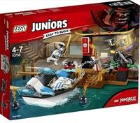 Lego Juniors 10755 Преследование на лодке Зейна