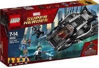 Lego Marvel Super Heroes 76100 Чёрная Пантера: Нападение королевского ногтя