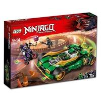 Lego Ninjago 70641 Краулер ниндзя