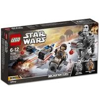 Lego Star Wars 75195 Бой пехотинцев Первого Ордена против спидера