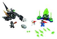 Lego Super Heroes 76096 Супермен и Крипто объединяются
