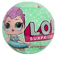 Кукла LOL Surprise в шарике 2 серия ЛОЛ Сюрприз