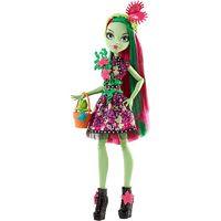 Кукла Monster High Венера Макфлайтрап Вечеринка монстров FDF14
