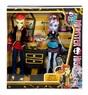Набор кукол Monster High Эбби Боминейбл и Хит Бернс в классе BBC82