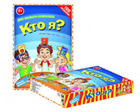 Настольная игра Dream Makers Кто я? 1311H