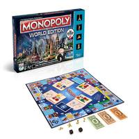 Настольная игра Monopoly Hasbro Всемирная Монополия B2348