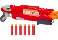 Бластер Nerf Hasbro Мега Даблбрич B9789