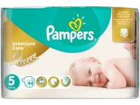 Подгузники Pampers Premium Care 5 Junior (11-18кг), 44 шт