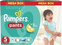 Подгузники-трусики Pampers Pants 5 Junior (12-18 кг), 96 шт