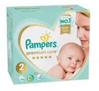 Подгузники Pampers Premium Care 2 (4-8 кг) 160 шт