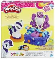 Play-Doh Набор пластилина Туалетный столик Рарити B3400