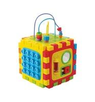Детская игрушка PlayGo Развивающий куб-конструктор 2146