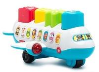 Детская игрушка PlayGo Развивающий самолет-сортер 2104