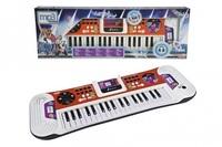 Музыкальная игрушка Simba Синтезатор с разъемом для MP3 10 6832606