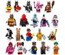 Минифигурка Lego Batman 71017 Бэтмен в отпуске Лего Бэтмен