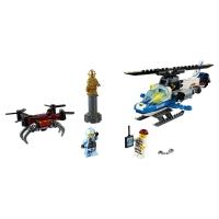 Лего 60207 Воздушная полиция: погоня дронов Lego City