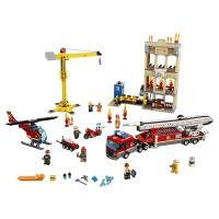 Лего 60216 Центральная пожарная станция Lego City