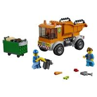 Лего 60220 Мусоровоз Lego City
