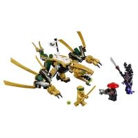 Лего 70666 Золотой Дракон Lego Ninjago