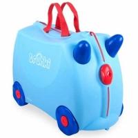 Trunki детский чемодан на колесиках Джоржд 0166
