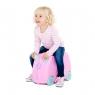 Trunki детский чемодан на колесиках Рози 0167