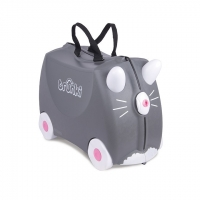 Trunki детский чемодан на колесиках Котенок Бенни 0180