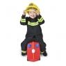 Trunki детский чемодан на колесиках Фрэнк пожарный 0254